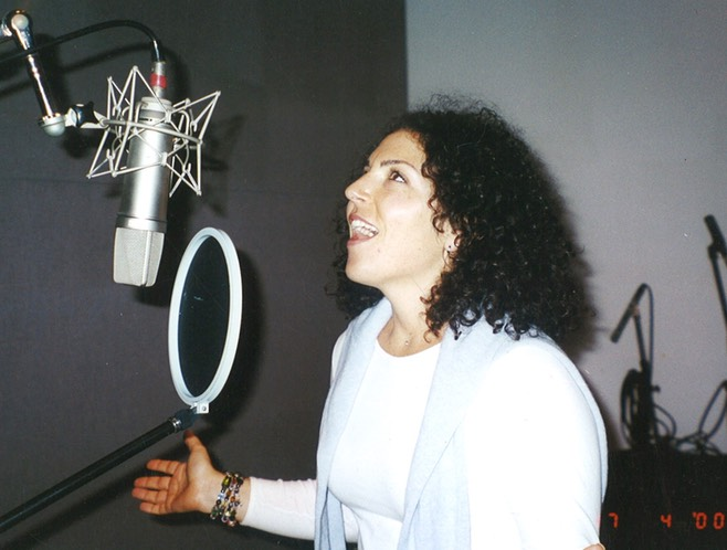 Joy Weiser 2001 recording