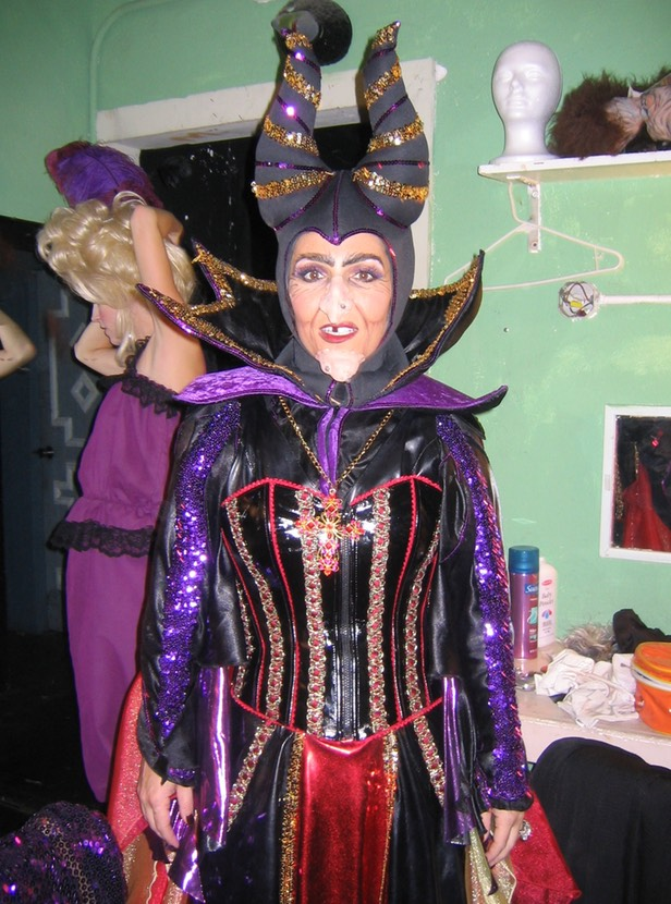 Joy Weiser 2006 The Witch in Into the Woods